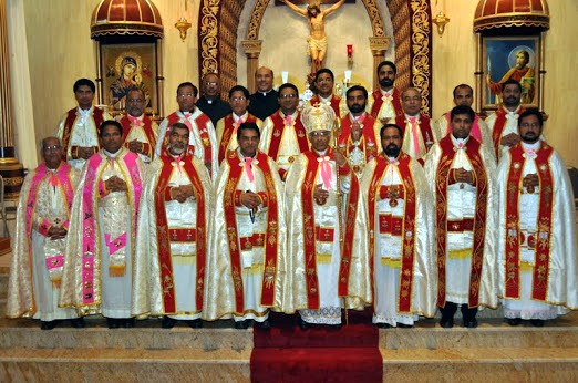 Centenary Celebration of Kottayam Archdiocese by Knanaya Region.